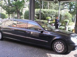 limo-of-the-hotel